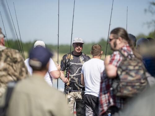 Kalapüügivõistlus mootorpaatidega