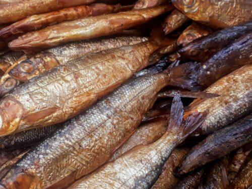 Suitsukala (erinevad kalad) 5kg