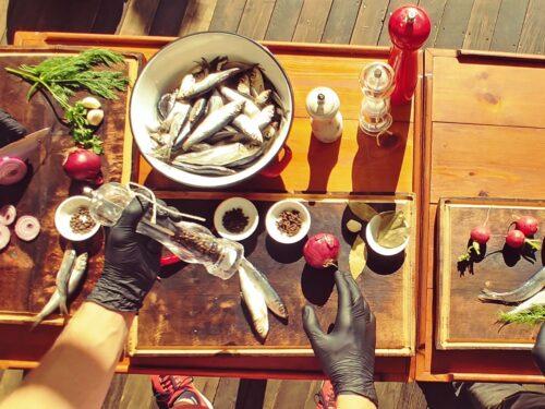 Kala valmistamise töötuba